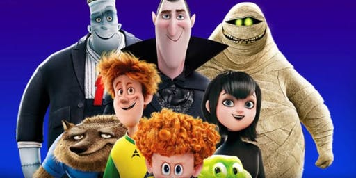 Hotel Transylvania Kids and Adult Cookie Class