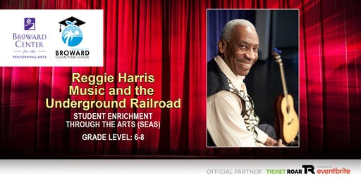 Reggie Harris - Music and the Underground Railroad