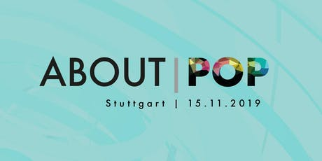 ABOUT POP Konferenz tickets