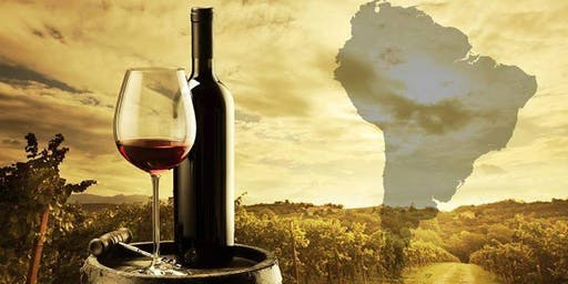 South American Tasting with Robin Cellars  (Friday)