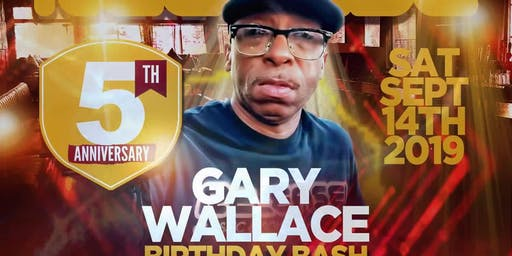 Release 5th Year Anniversary Party & Gary Wallace B Day Bash
