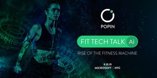 Fit Tech Talk:  A.I.