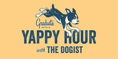Graduate Ann Arbor x The Dogist Yappy Hour and Adoption Event tickets