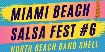 Miami Beach Salsa Festival #6