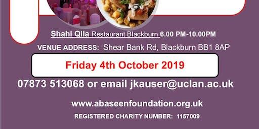 5th Blackburn Gala Dinner