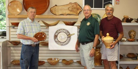 As the Wood Turns: Monadnock Woodturners' Art Show & Sale tickets