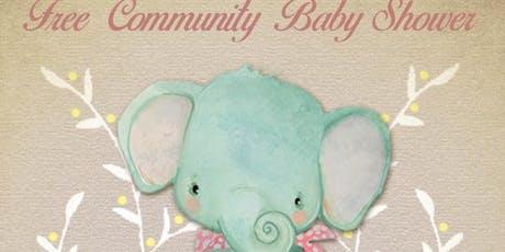 CDSC's Community Baby Shower tickets