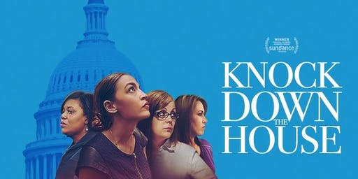 "P.D. Day Film Screening for Students: ""Knock Down the House"""