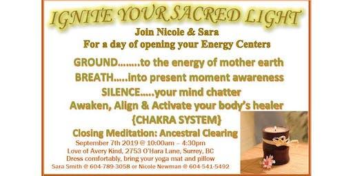 Ignite Your Sacred Light
