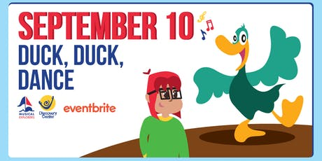 Musical Explorers: Duck, Duck, Dance! tickets