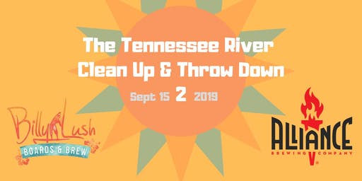 The Tennessee River Clean Up & Throw Down 2