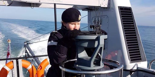 Royal Naval Reserve Information Presentation Night