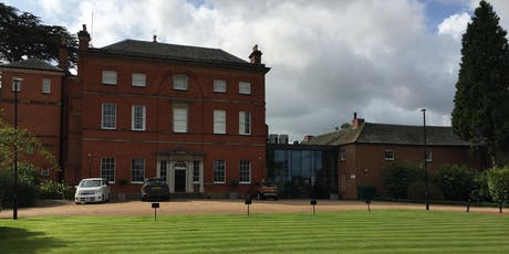 Park and Heritage Walk: Braunstone Park and Hall tickets