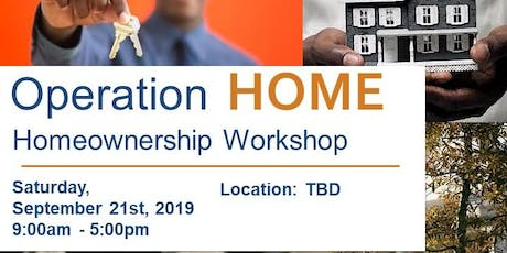 Hill CDC and Urban League of Pittsburgh Homeownership Workshop - September 2019 tickets
