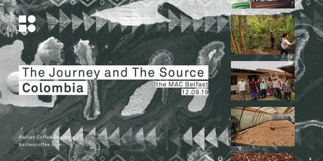 The Journey and The Source: Colombia tickets