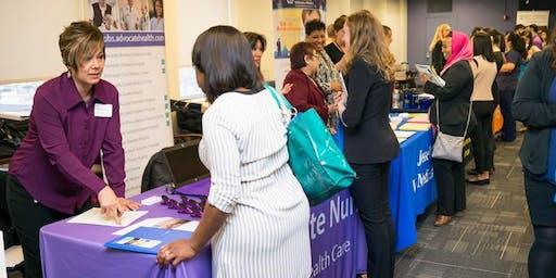 2019 Student Nurse Job and Internship Fair