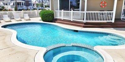 Intro to Pools and Hot Tubs: basic water chemistry with general knowledge of pool closing