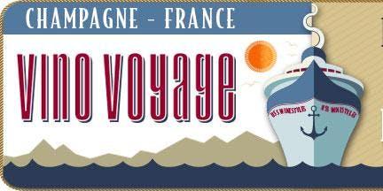 Vino Voyage Wine Tasting Educational Series - Champagne - France