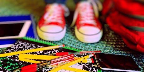 CDSC's Back to School Expo tickets