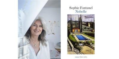 Rentrée littéraire : Rencontre Sophie Fontanel