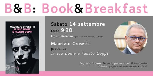 B&B: Book&Breakfast | Maurizio Crosetti