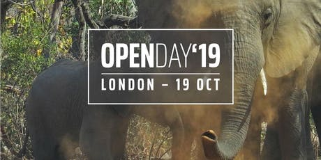 GVI London Open Day 2019 tickets