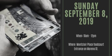 Snail Mail Social Club of So. Cal September 2019 Meet Up tickets