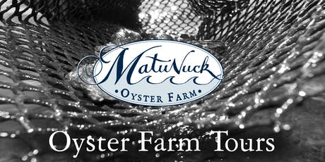 Matunuck Oyster Farm Tour tickets
