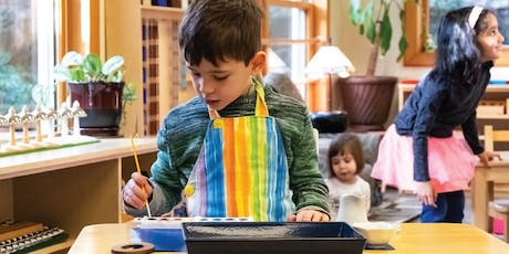 Primary Parent Coffee: Montessori at Home tickets