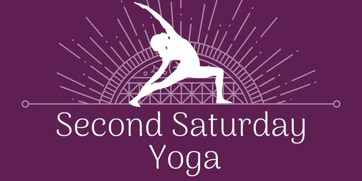 Rooftop Yoga - Second Saturday Yoga