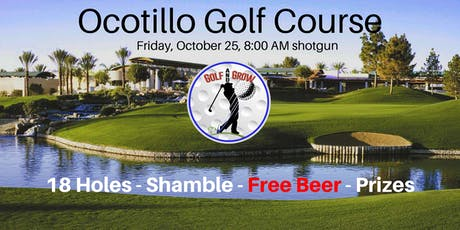 Ocotillo Golf Course 2-Player Shamble tickets