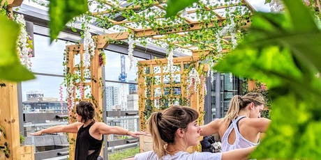 Breakfast Summer Rooftop Yoga Series by The Yeh Yoga Co. tickets