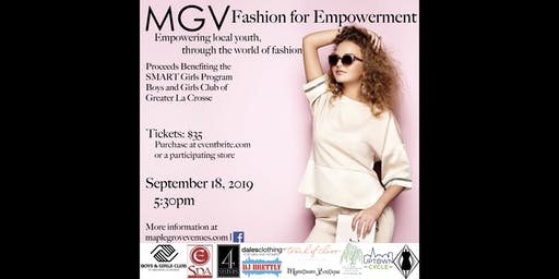 MGV Fashion for Empowerment