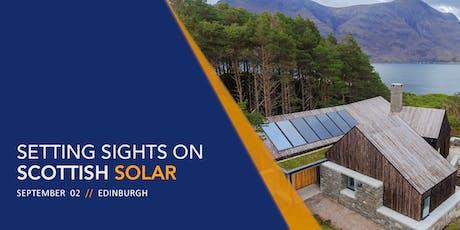 Setting Sights on Scottish Solar tickets