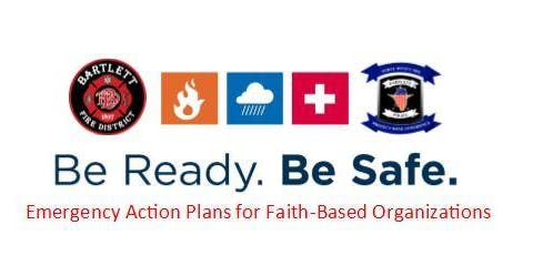 Emergency Action Plans for Faith-Based Organizations