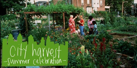 PHS City Harvest Summer Celebration tickets