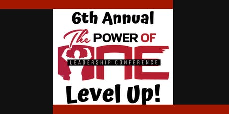 6th Annual Power of One Leadership Conference tickets