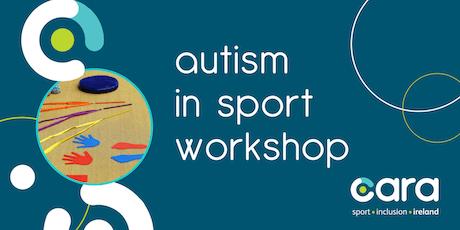 Autism in Sport Training tickets