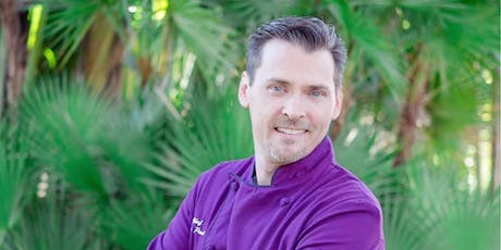 Chef Chris Paul (Fusion Cooking Class)  tickets