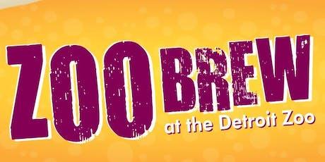 Zoo Brew tickets