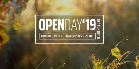 GVI Manchester Open Day 2019 tickets