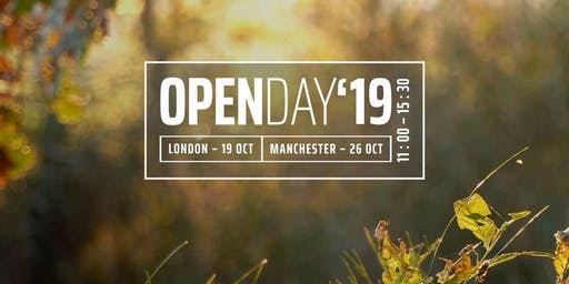 GVI Manchester Open Day 2019