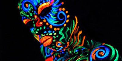 Face and Body Art Workshop with Light Night Leeds