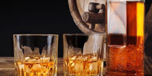 Blind Tasting of Barrel Aged Spirits