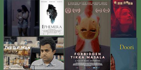 CSAFF: Short Films Session 4(Ephemera,Cul-De-Sac,Forbidden Tikka Masala, Doori, The Seal, The Ice-Man) tickets
