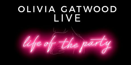 Olivia Gatwood: Life of the Party tickets