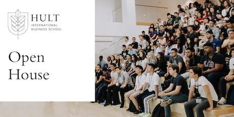 San Francisco Open House - Undergraduate tickets