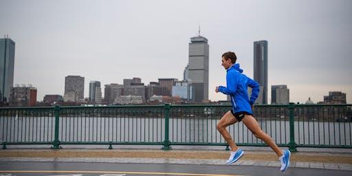 Boston Jogger Tour Celebration Run