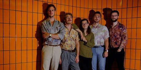 Walking on Rivers | Cord Club, München Tickets