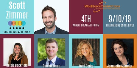 Business Breakfast Forum: From Handshake to #Hashtags tickets